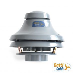 GattiCold Extractor parrillero 150 mm