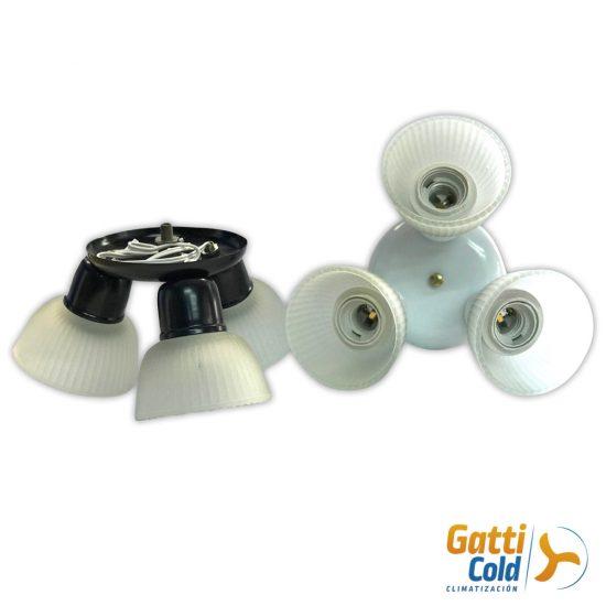 GattiCold Apliques para ventilador de  techo