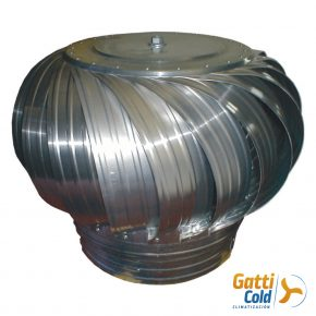 GattiCold Extractor eolico